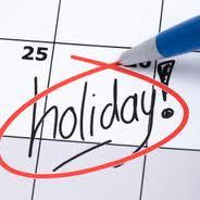 staff holiday entitlement Staff Holiday Entitlement